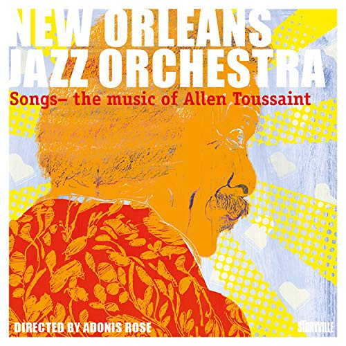 (New Orleans Jazz Orchestra: The Music of Allen)