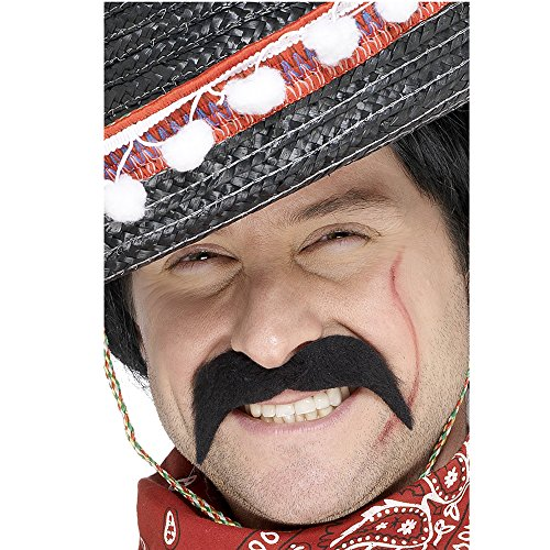 [Mexican Bandit Tash Costume Accessory] (Bandit Child Costumes)