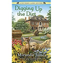 Digging Up the Dirt (A Southern Ladies Mystery Book 3)
