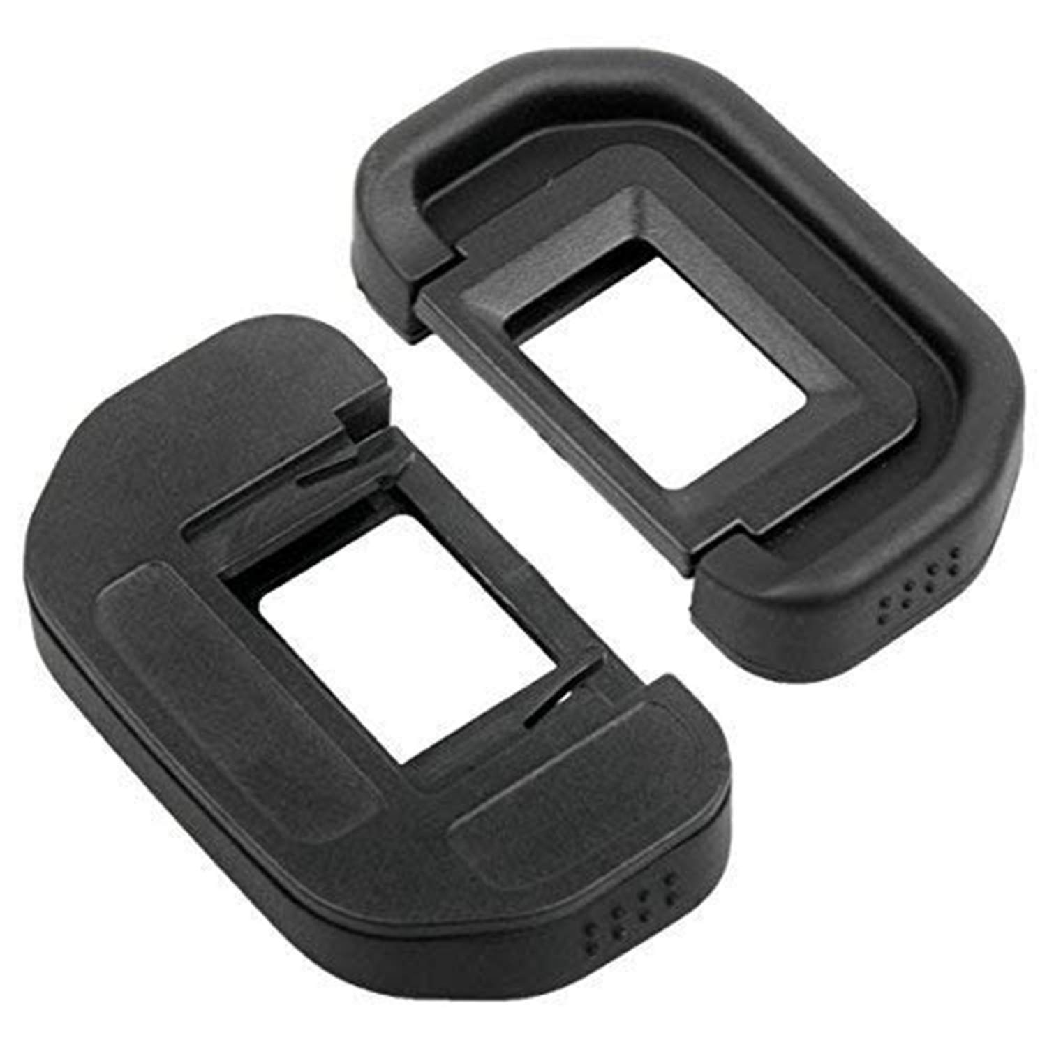 SODIAL Camera Eyepiece Eyecup 18Mm EB Replacement Viewfinder Protector for Canon Eos 80D 70D 60D 77D 50D 5D 5D Mark Ii 6D 6D Mark Ii 40D 30D 20D 20Da 10D 60Da A2 A2E D30 D60 by SODIAL (Image #1)