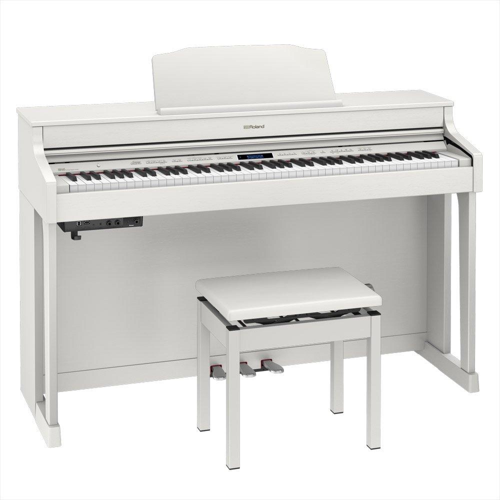★大人気商品★ Roland HP603 WH(ホワイト) 88鍵盤 WH(ホワイト) 電子ピアノ (ローランド) 88鍵盤 (ローランド) B01BON7ZRM, ケアライフ:d2b4ca7f --- doctor.officeporto.com