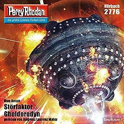Störfaktor Gholdorodyn (Perry Rhodan 2776)
