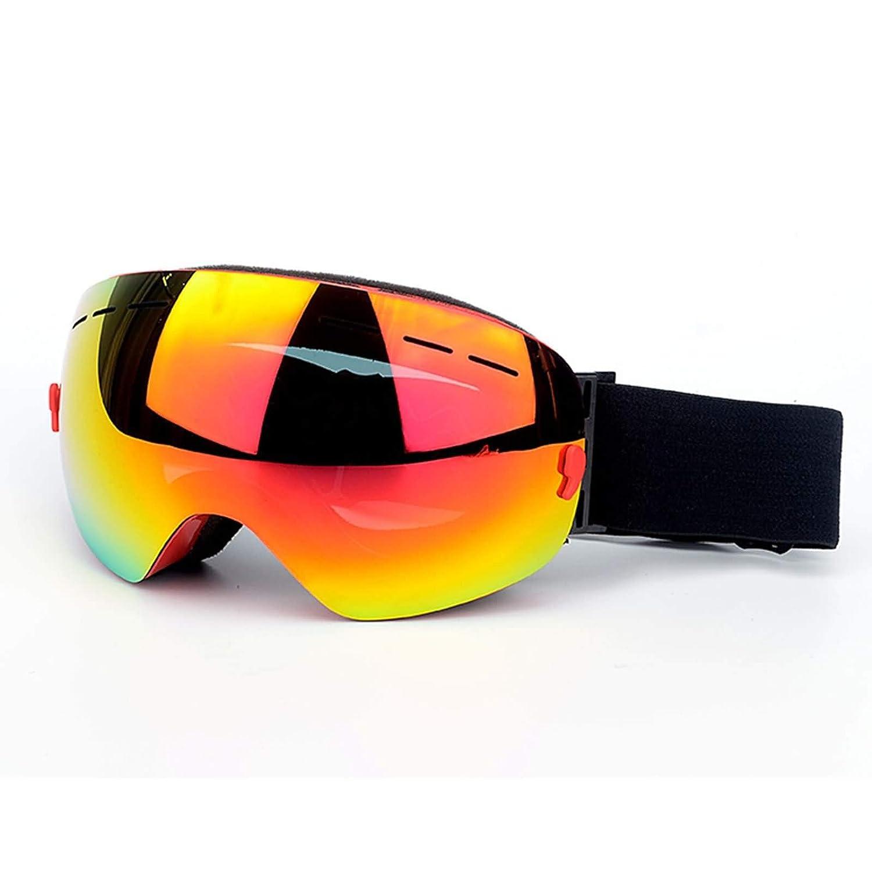 Daesar Sport Brille Winddicht Schneebrille Schneebrille Schneebrille Damen Herren Blau Unisex Schutzbrille Antibeschlag B07L2YWV1N Skibrillen Keine Begrenzung zu üben e080df