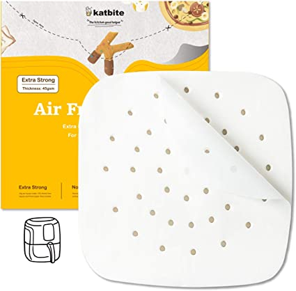 Heavy Duty Perforated Parchment Paper for Air Fryer