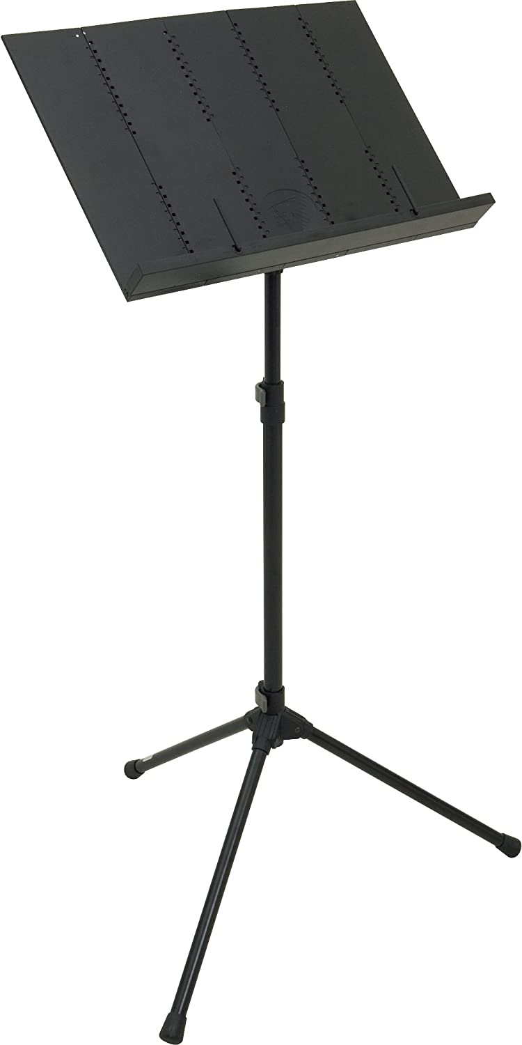 Amazon.com: Peak Music Stands Portable Music Stand Black: Musical  Instruments