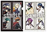 D.Gray-man HALLOW clear file set of 2