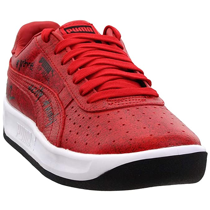PUMA Mens GV Special Chicago Casual Sneakers, Red, 7.5