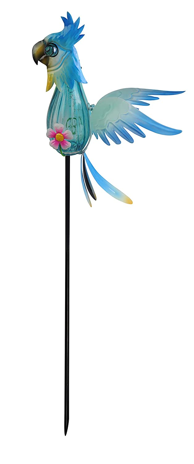 Moonrays 96332 Paradise Parrot Stake Light, Blue