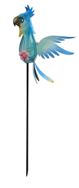 Moonrays 96332 Paradise Parrot Stake Light, Blue
