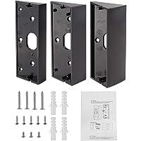 Verstelbare hoek deurbel beugel voor Ring Video Doorbell Pro meer hoek keuzes zwart