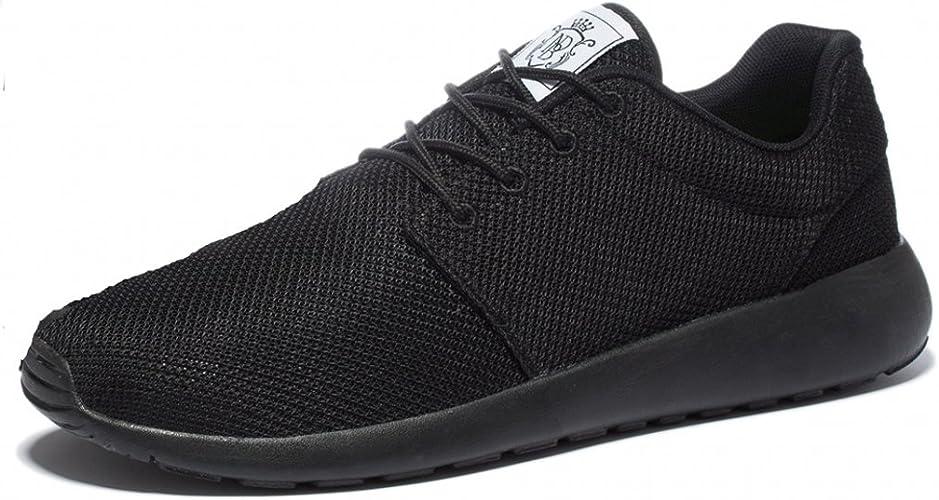 Wei - Zapatillas de Running Transpirables para Hombre, para ...