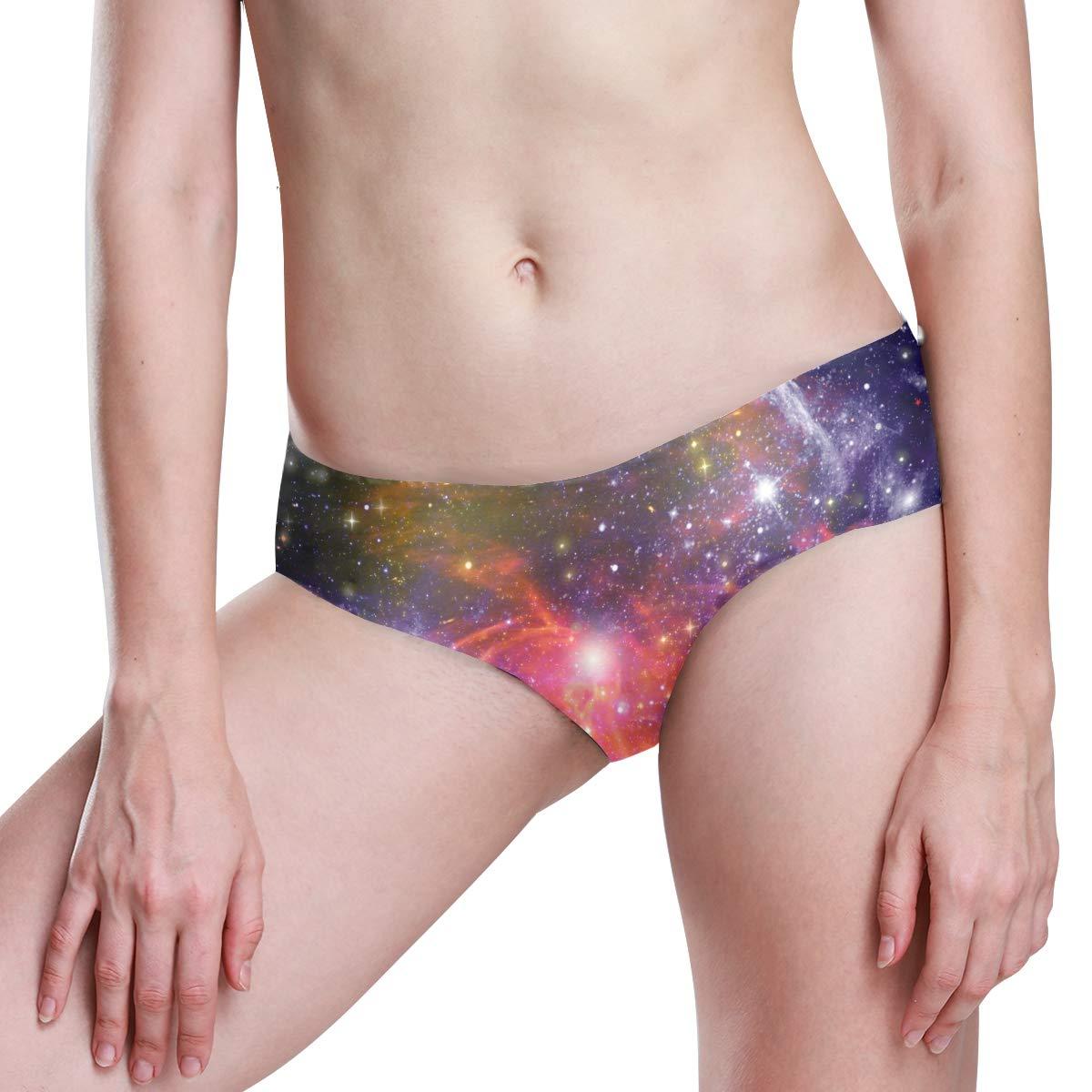 DEZIRO Star Cloud Womens Panties Seamless Panties Soft Stretch Bikini Underwear