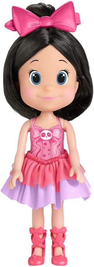 Cleo & Cuquin Muñeca Cleo Bailarina, juguete de la Familia Telerín (Mattel FXN13)
