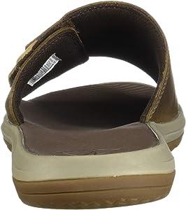 Sperry Mens Whitecap Slide Sandals
