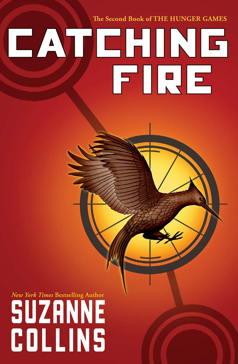 Amazon.com: Catching Fire |Hunger Games|2 (9780545586177): Collins,  Suzanne: Books