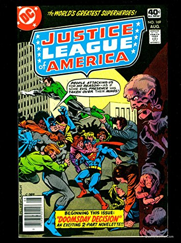 Justice League of America #169