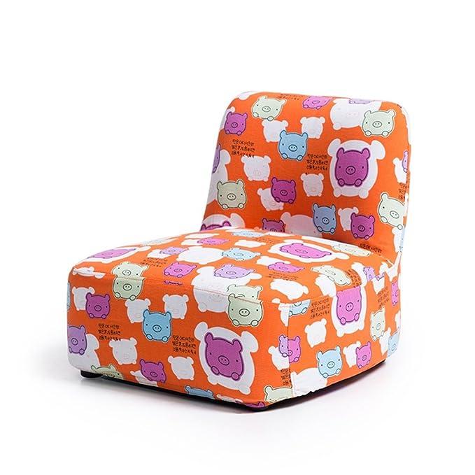 Amazon.com: ZHIRONG - Silla de sofá infantil con diseño de ...