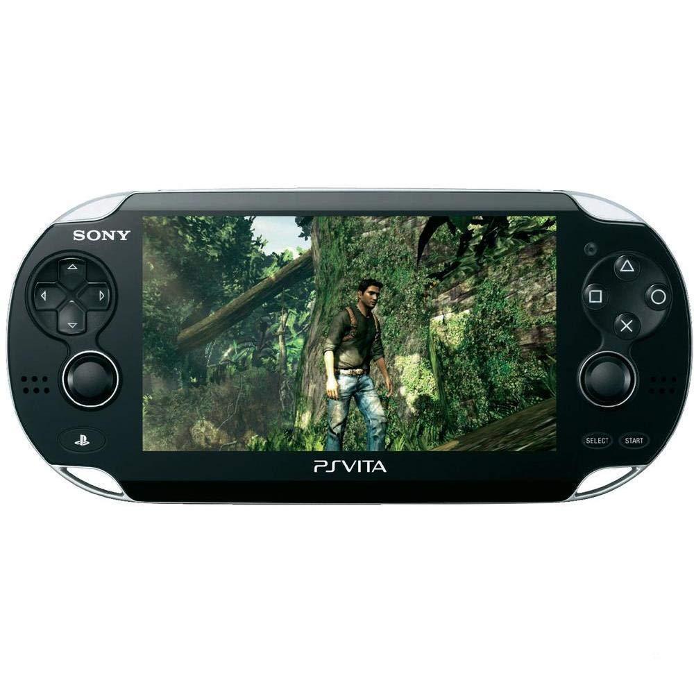 PS Vita - Consola Negra WIFI-1004