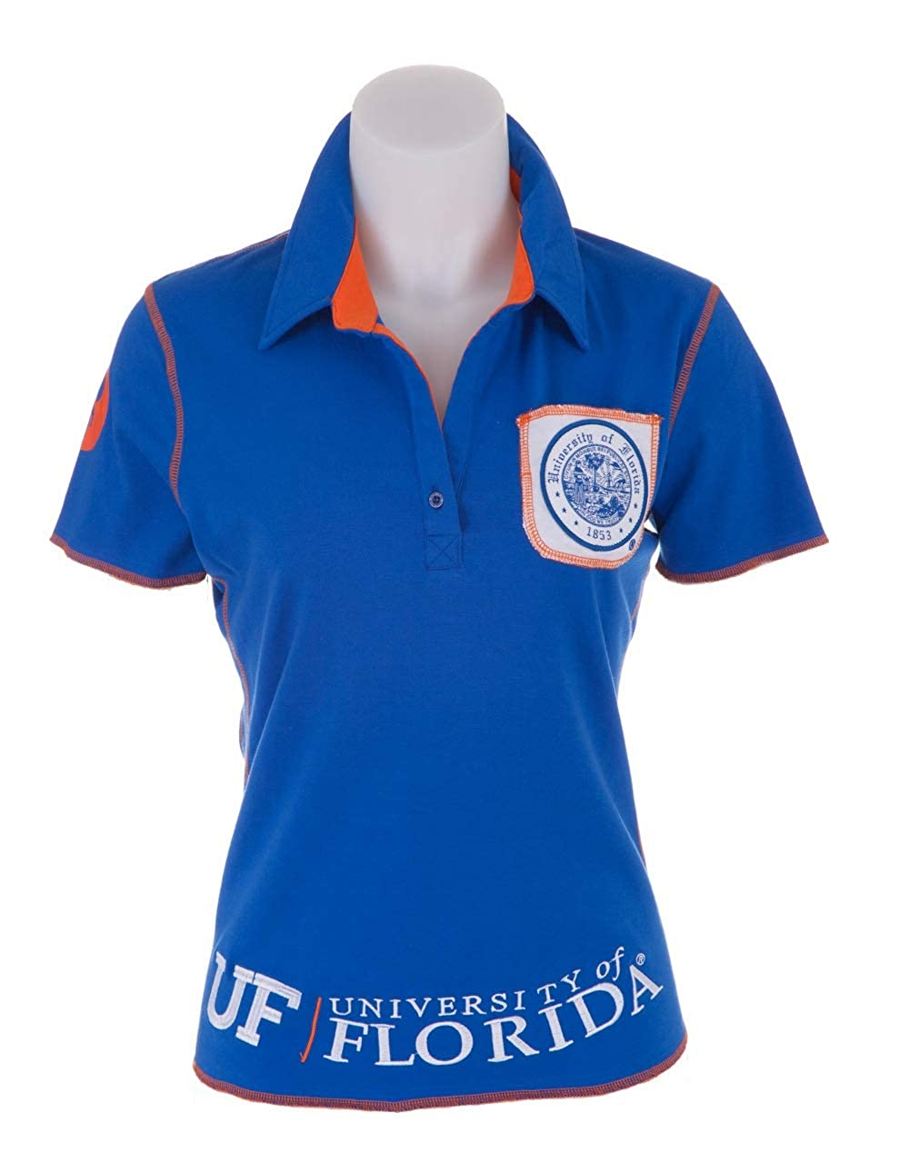 Flying Colors Junior Cut University Of Florida Legacy Polo At Amazon