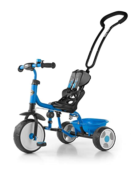 0dbeab05359 Amazon.com: MILLY MALLY Tricycle Boby 2015 Blue: Toys & Games