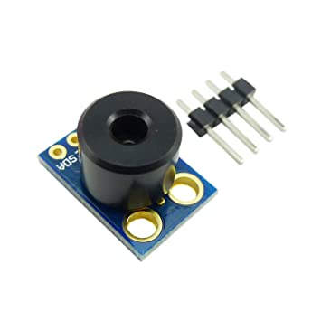 Aihasd MLX90614ESF-BCC GY-906-BCC IR Módulo sensor Sin contacto Termómetro infrarojo