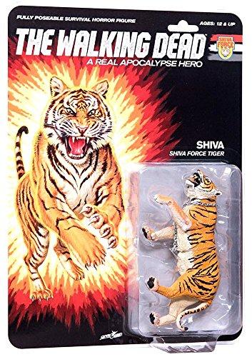 Color Shiva TWD Shiva Force McFarlane Toys