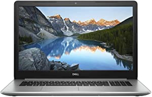 "Dell Gaming Laptop, Inspiron17 5000, 17.3""FHD Gaming Laptop Computer, Intel Quad-Core i7-8550U, 32GB DDR4, 1TB PCIe SSD, 2TB HDD, 4GB AMD Radeon 530 BT 4.1 MaxxAudioBacklit Keyboard Win 10 Pro"