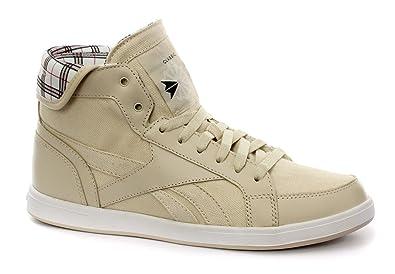 Reebok Classic SL Flip Homme Baskets Sneakers, Beige, Pointure 43