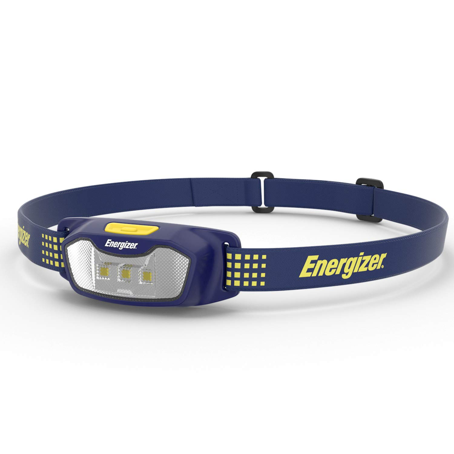 Energizer LED Headlamp Flashlight, Ultra Bright High Lumens, for Camping, Running, Hiking, Sports, Outdoors by Energizer