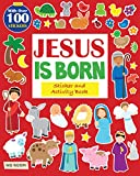 Jesus Is Born Sticker and Activity Book (I'm Learning the Bible Activity Book)