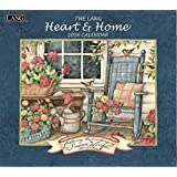 Perfect Timing Lang Heart and Home 2016 Wall Calendar by Susan Winget, January 2016 to December 2016, 13.375x24-Inch (1001913)
