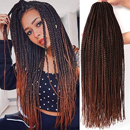 Braids Crochet Synthetic Extension T1B 30 product image