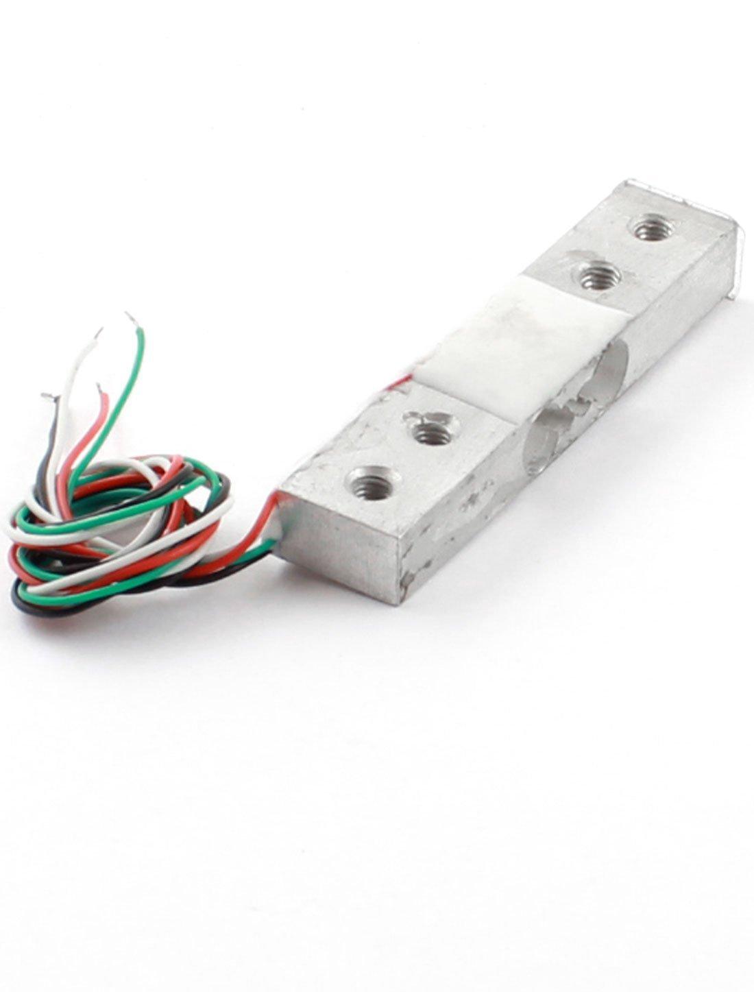 eDealMax 500G 1,1 lb en alliage d'aluminium Micro Charge Capteur de Pression de pondération cellulaire