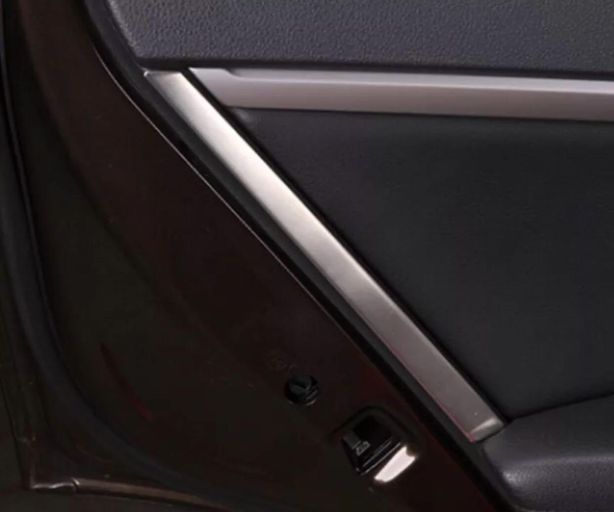 FFZ Parts 5496 Door Board Cover for VW Tiguan 1