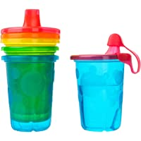 Deals on 4-Ct The First Years Take & Toss Spill-Proof Sippy Cups 10oz