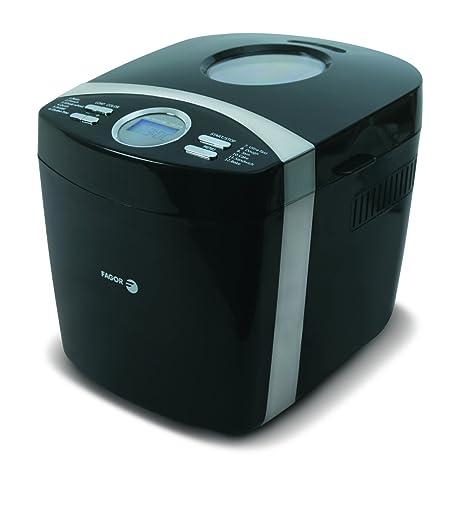 Fagor PAN-900 Panificadora, 600 W, 0.9 kg, Negro: Amazon.es ...