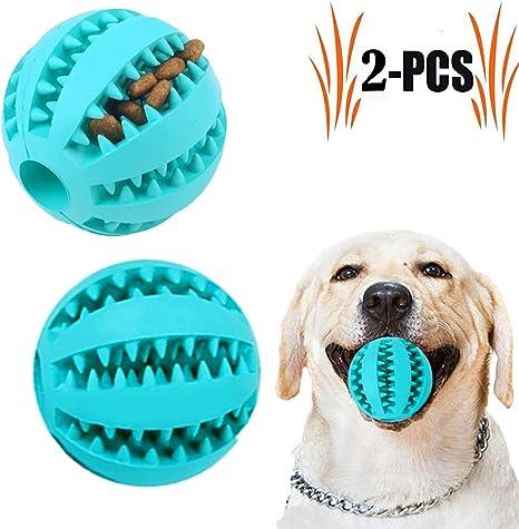 Pelota de entrenamiento para perros de goma de seguridad ...