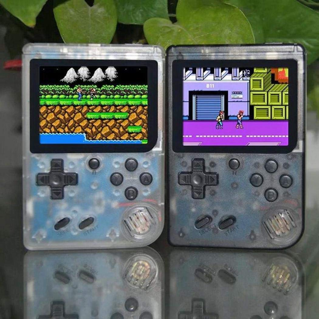 LEANO Portable Built-in 168 Games Mini Handheld Game Console Handheld Games by LEANO (Image #4)