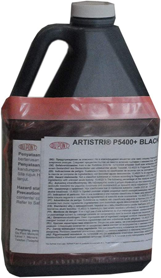 Amazon.com: Tinta DTG Dupont de tinta textil para impresoras ...