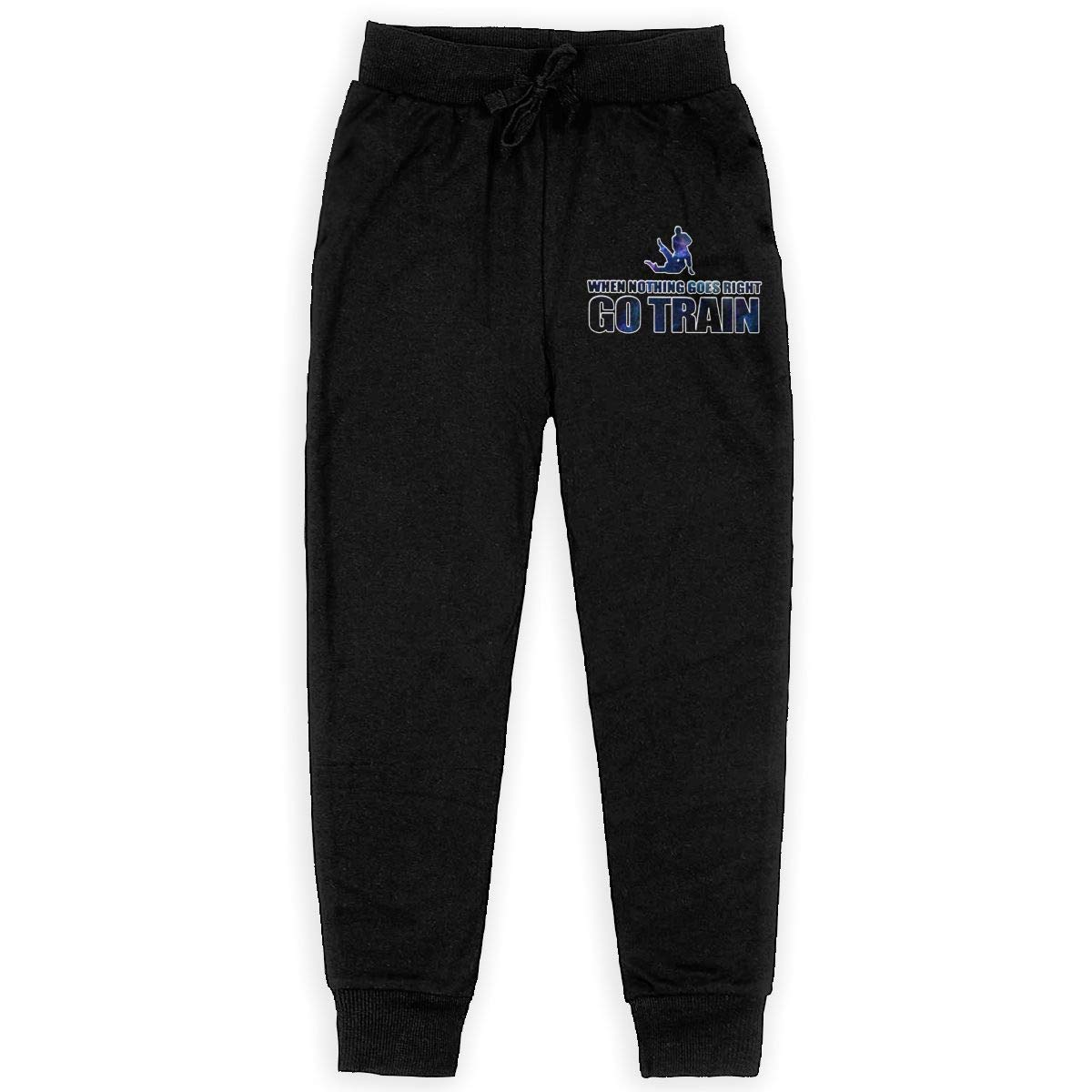 Joggers for Boys Bing4Bing Judo Jiu Jitsu is A Way of Life Kids Joggers Pants//Athletic Pants Comfortable Cotton Sweatpants