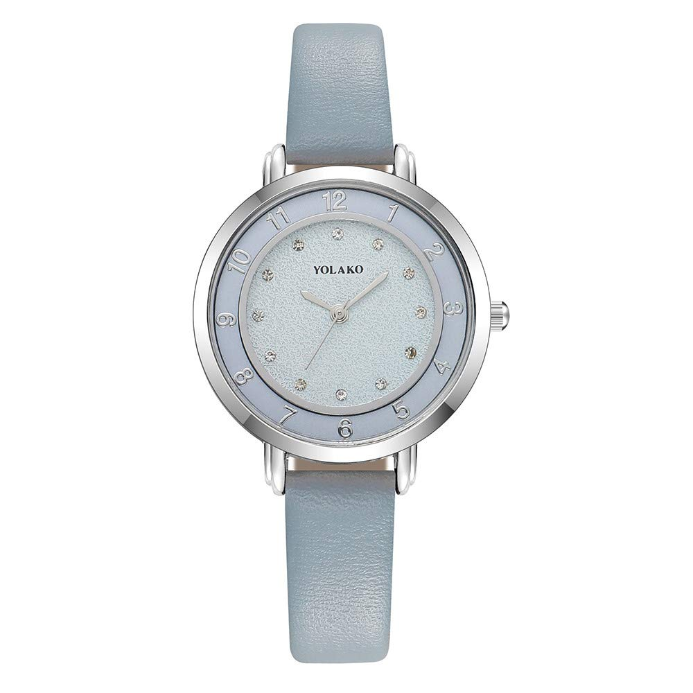 Women Clearance Analog Quattz Watches Fashion Waistwatch Digital Full Diamond Waterproof Watch On Sale