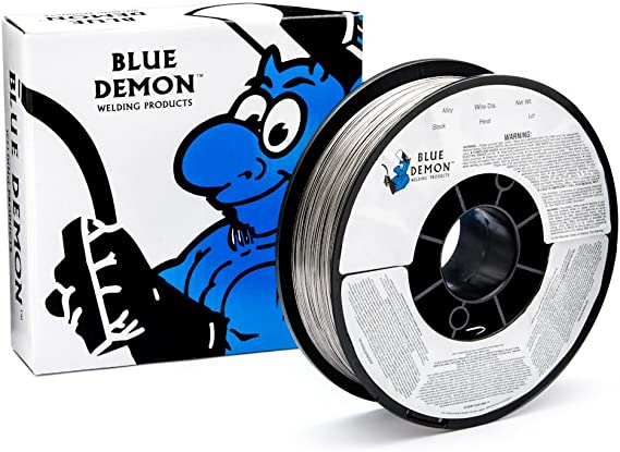 Blue Demon E71T-11 X .035 X 10LB Spool gasless flux core welding wire