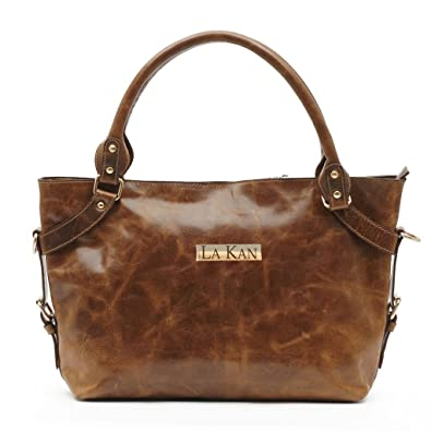 218113b93037 Genuine Leather Luxury Handbags Women Bags Designer Stylish Italian Full  Grain Leather Ladies Tan Shoulder Grain