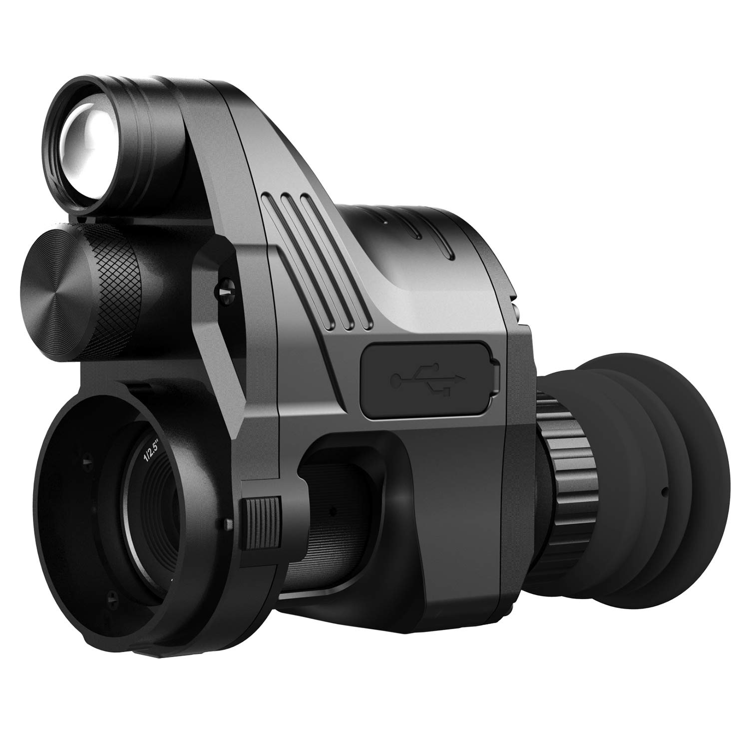 ohhunt Pard NV007 4X Sight Aiming Modified Infrared Monocular Night Vision Tactical Riflescope Cameras WiFi Day and Night Use Hunting,Hiking by ohhunt