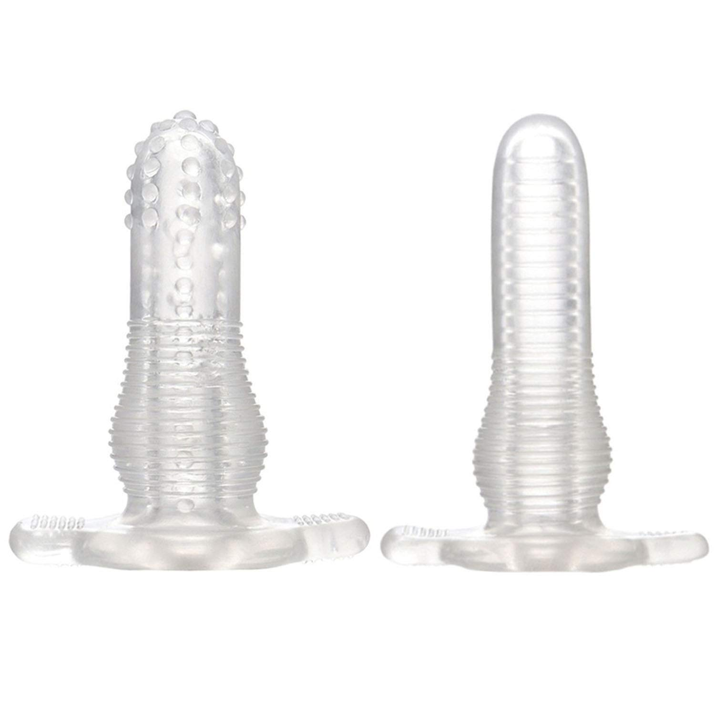 Amazon.com: Anal Speculum Hollow Anal Plug prostata Massage ...