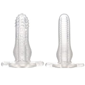 Amazon.com: Anal Speculum Hollow Anal Plug prostata Massage ...