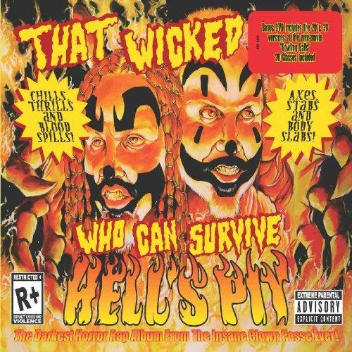 Hell's Pit [CD + DVD: Version 1] by Insane Clown Posse ()