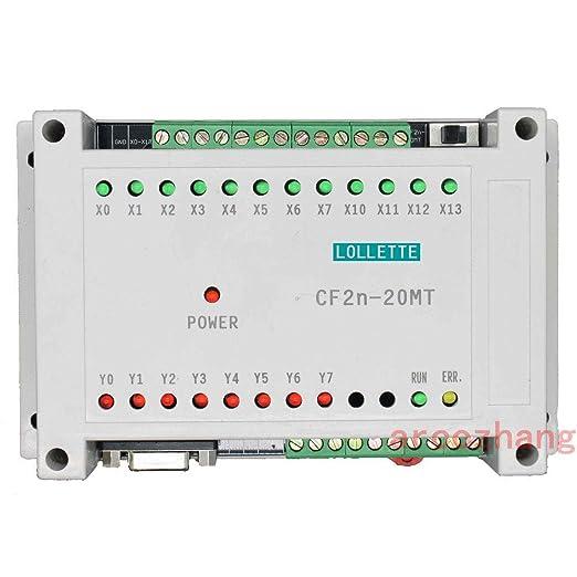 HUDITOOLS Calidad | Controlador de Motor | FX2N 20MT Programable ...