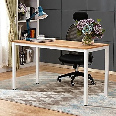 Need Escritorios Mesa de Ordenador 138x55cm Escritorio de Oficina ...