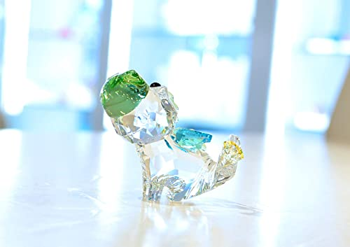 Swarovski Crystal Dragon Figurine New 2018